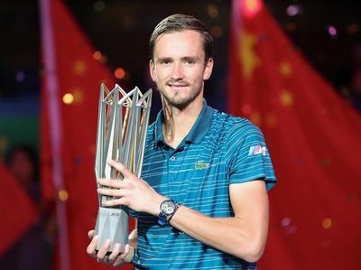 Medvedev conquista el Masters 1000 de Shanghái
