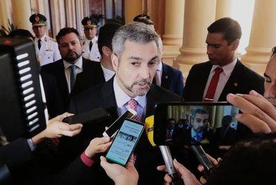 Mario Abdo asegura que seguirán litigando en Finlandia a través de la Unión Europea