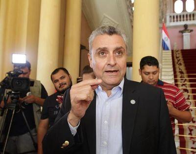 Senado interpelará el miércoles  al ministro del interior en extraordinaria