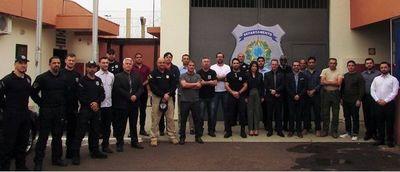 El Cereso contaría con sistema de seguridad de la cárcel de Catanduvas