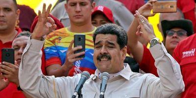 Madura insta al pueblo a movilizarse contra Juan Guaído