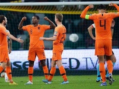 Países Bajos acaricia la clasificación tras una exhibición de Wijnaldum