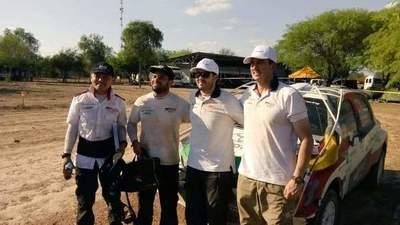 Rally del Chaco: Alejandro Galanti es tetracampeón, luego de 4 años