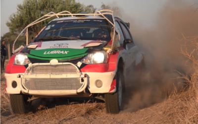 Alejandro Galanti, campeón del Transchaco Rally