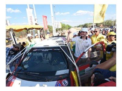 Ale Galanti se une al grupo de los más ganadores del Chaco