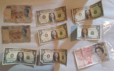 Imputan a presuntos falsificadores de dinero