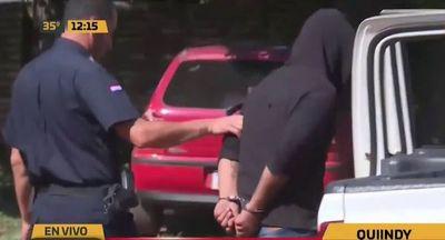 Detienen a dos presuntos autores de homicidio de policía y comerciante en Quiindy