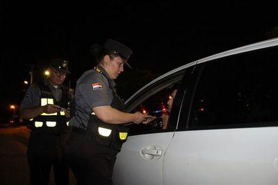 Caminera: 311 beodos fueron apartados del volante