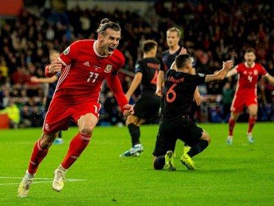 Bale sostiene la esperanza de Gales