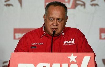 """Diosdado Cabello: """"Ha habido una brisita bolivariana por Ecuador, Perú y Argentina"""