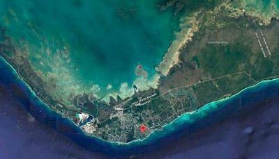 60% de las Bahamas se encuentra bajo aguas debido a la mareada y lluvias