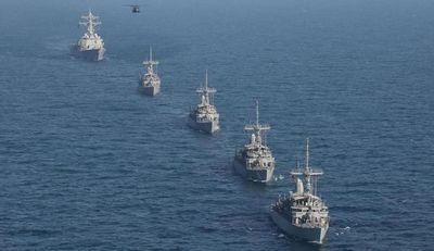 EE.UU. planea una operación internacional para escoltar a buques en el Golfo Pérsico