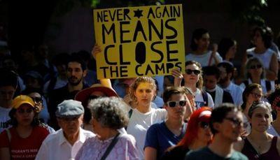 Miles protestan en EE.UU. por trato inhumano a inmigrantes detenidos
