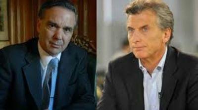 Miguel Pichetto será la dupla presidencial de Mauricio Macrí