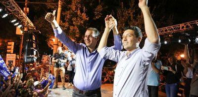 Omar Gutiérrez logró la reelección y hubo alivio en el Gobierno por la derrota K