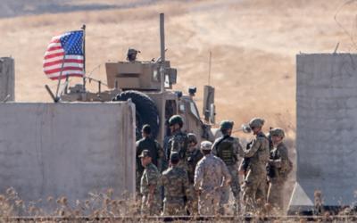 Pentágono confirma retirada de mil tropas de EE.UU de Siria