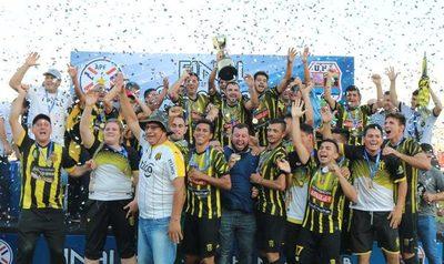 Guaraní, campeón del Nacional B y nuevo equipo de Intermedia
