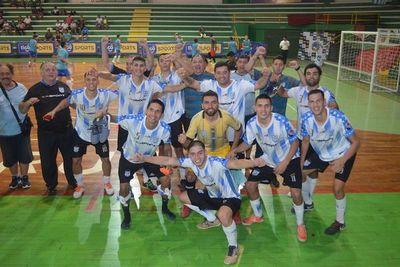 Fomento y Bolívar clasificados a semi del Suda de fútbol de salón
