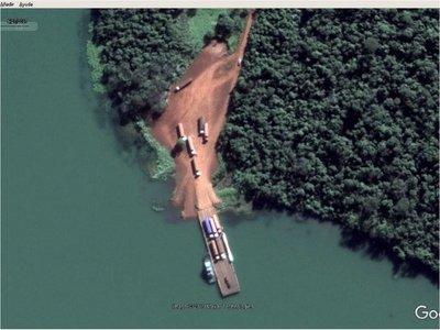 Embarcadero en reserva Limoy de Itaipú figura a nombre de la ANNP