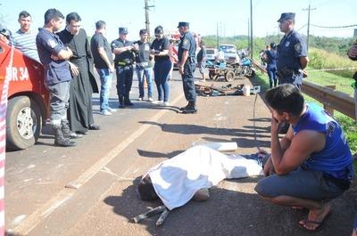 Al menos tres muertos en percances ruteros el fin de semana en el Este