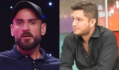 """Diego exMasterChef le respondió a Junior Rodríguez: """"No soy asaditero"""""""