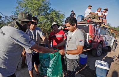 Exitosa campaña colaboró al cuidado del Chaco