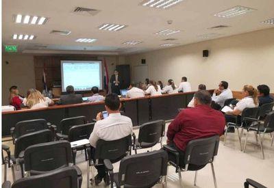 Capacitan sobre elaboración del Plan Operativo Institucional