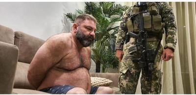 Capturan a jefe narco y su secretario