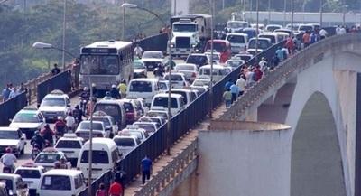 Brasil decidió aumentar a USD 500 el cupo de compras en la frontera con Paraguay