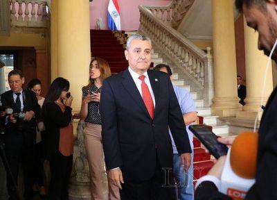 Villamayor confirma que será jefe de gabinete