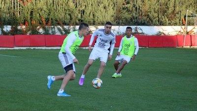 Samudio confesó en qué club paraguayo le gustaría retirarse