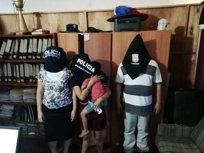 Buscan a autor moral de asesinato de policía y comerciante en Quiindy