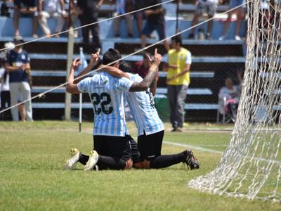 Los goles del triunfazo de Guaireña sobre 12 de Octubre (I)