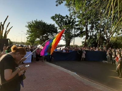 Amnistía busca resguardar manifestaciones LGTB
