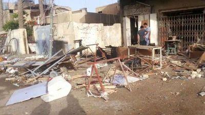 Más de 30 muertos en atentado con bomba en Irak