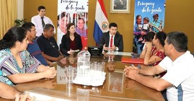 Presidente del INDERT ratifica respeto a derechos de los beneficiarios y la propiedad privada