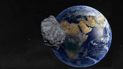 NASA detecta a un asteroide que se aproxima a la Tierra a una velocidad de más de 35.400 kilómetros por hora