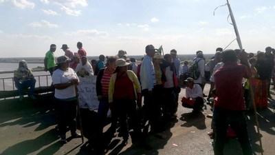 """El hambre en comunidades indígenas se instala en la agenda del gobierno como una """"bomba a desactivar"""""""