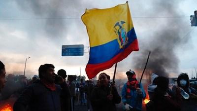 Crisis en Ecuador: Autoridades denuncian detenciones ilegales y persecución