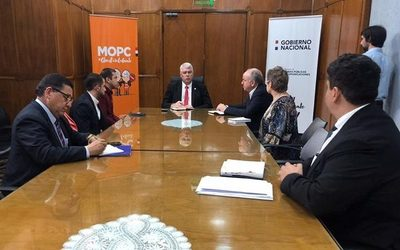 MOPC anuncia obras para CDE