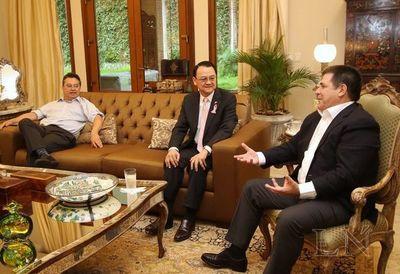 Taiwán con fuerte respaldo de la bancada de Honor Colorado