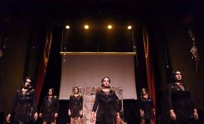 HOY / Una oportunidad más para ver Cabaret Trans, en la Manzana de la Rivera