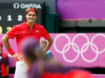 Roger Federer estará en los Juegos Olímpicos 2020