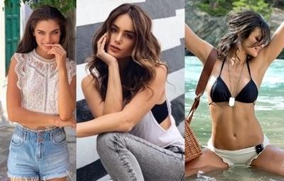 10 modelos paraguayas con trabajos internacionales