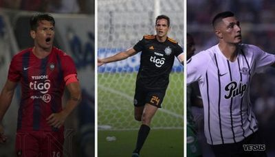 """Dos paraguayos en el """"top 100"""" de mejores goleadores del mundo"""