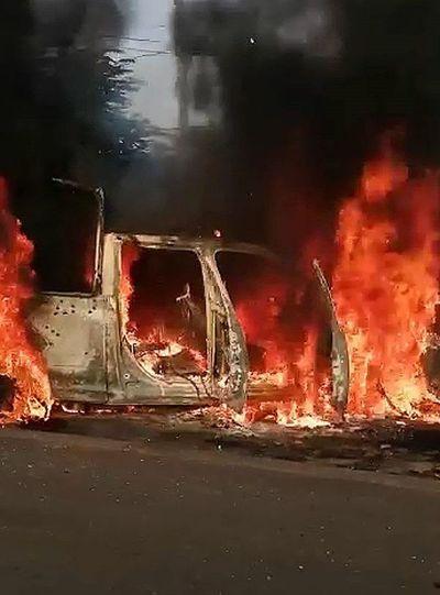 Mueren 14 policías en un ataque en México