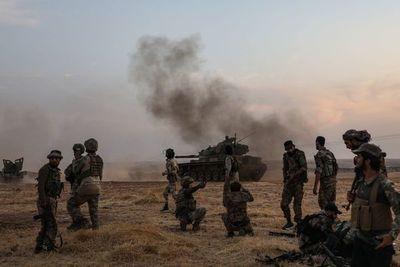 Soldados de EEUU se retiran de Siria