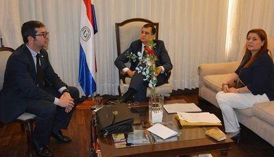 Fiscales especializados se reúnen con nuevo ministro de Justicia