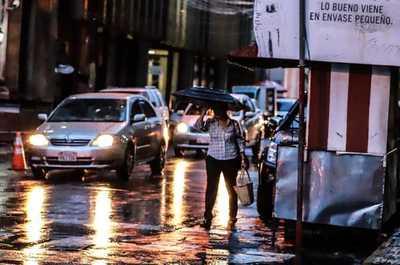 Meteorología anuncia más lluvias y tormentas para hoy