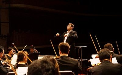 Concierto de la OCMA a cargo de Stefano Pavetti